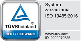ISO 13485:2016 Styl-Projekt